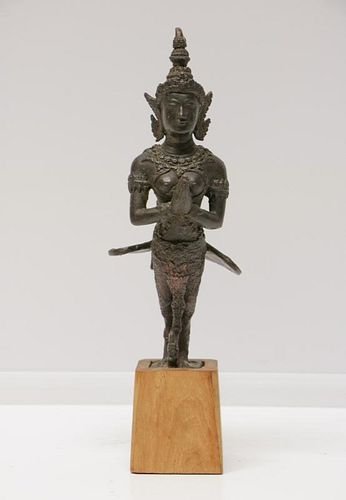 Indian Bronze Figure