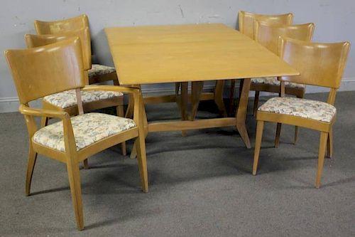 Midcentury Heywood-Wakefield Dining Set.