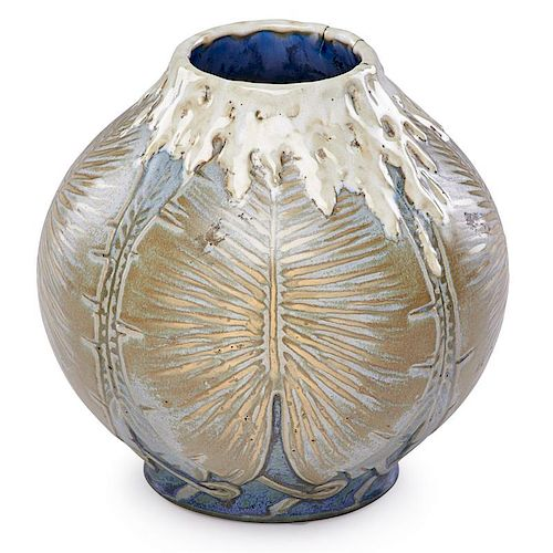 SEVRES Fine stoneware vase