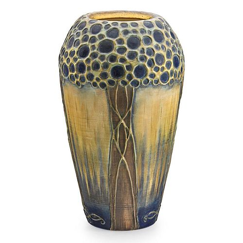 PAUL DACHSEL; RSTK Large Amphora Confetti vase