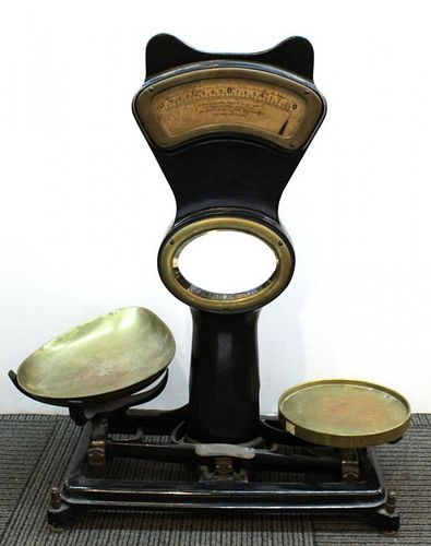English Antique Scale, Automatic Scale Co.