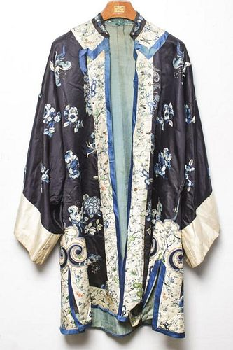 Chinese Silk Embroidered Traditional Garments, 4