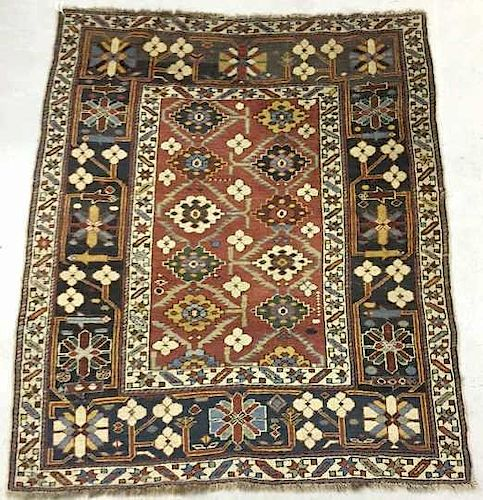 Colorful Caucasian Mat