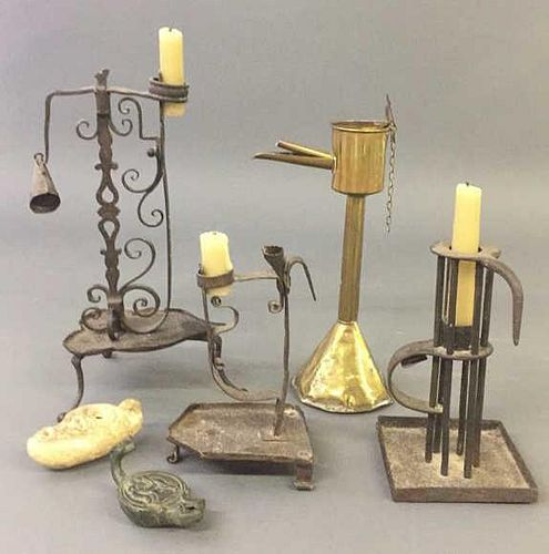 Lighting Devices, Fat Lamp, Ancient Lamps