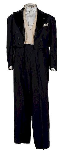 Harry Blackstone Sr.'s Performance-Worn Tailcoat.