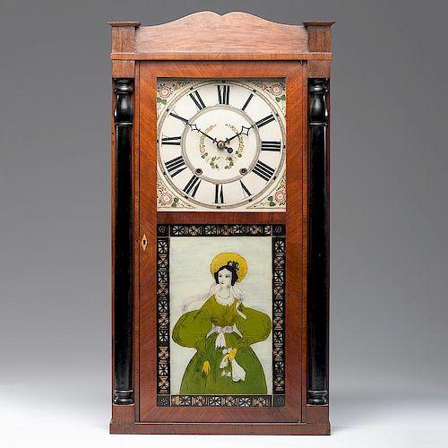 <i>Riley Whiting</i> Shelf Clock