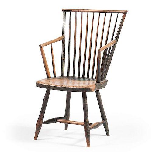 Virginia Duckbill Windsor Chair