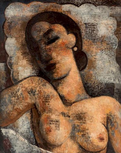 MARCEL GROMAIRE (FRENCH 1892-1971)