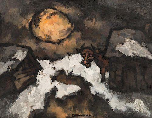 OSCAR RABIN (RUSSIAN B. 1928)
