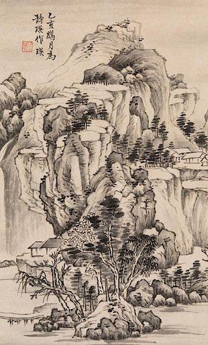 JING YING (CHINESE 20TH CENTURY)