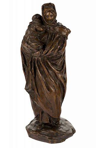 AIME-JULES DALOU (FRENCH 1838-1902)