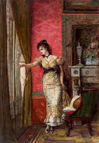 VICENTE PALMAROLI Y GONZALES (SPANISH 1834-1896)