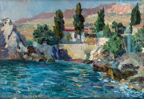 DMITRIY ARKADIEVICH NALBANDIAN (RUSSIAN 1906-1993)
