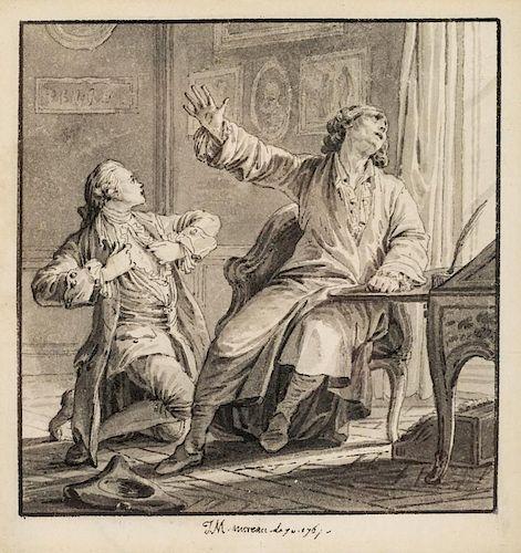 JEAN-MICHEL MOREAU, CALLED MOREAU LE JEUNE (FRENCH 1741-1814)