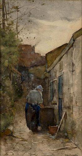 WILLEM DE ZWART (DUTCH 1862-1931)