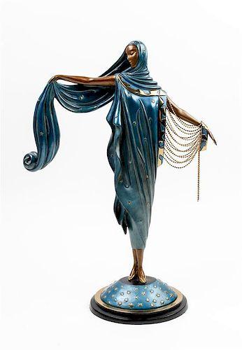 Erte (Romain de Tirtoff), (French, 1892-1990), Moonlight