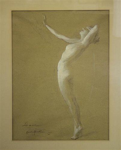 * Artist Unknown, (20th century), Dancer