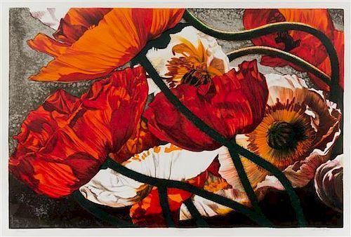 Winifred Godfrey, (American, b. 1944), Poppies