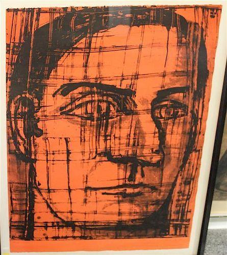 Aaron Fink, (American, b. 1955), Portrait, 1988