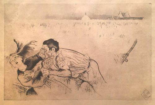 "Legrand, Louis,  French (1863-1951),""le Male"" ,E.151; M.184"