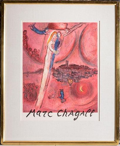 Chagall, The Song of Songs