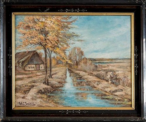 Ed C. Seddig, Autumn Gold.