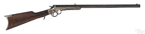 Frank Wesson two trigger single shot rifle