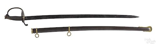 Collins & Son Civil War presentation sword