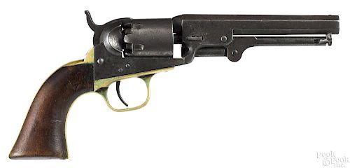 Colt model 1849 pocket revolver