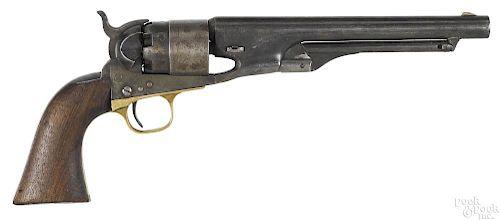 Colt model 1860 percussion Army revolver