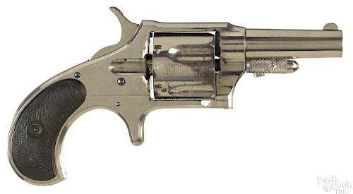 Remington New Model No. 4, five shot revolver