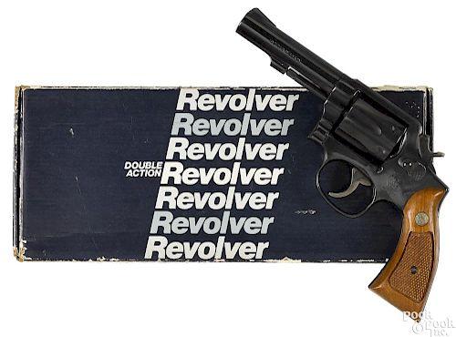 Scarce Smith & Wesson model 547 revolver