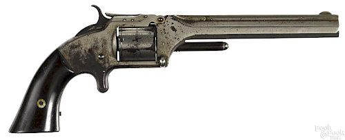 Smith and Wesson Number 2 Old Army revolver