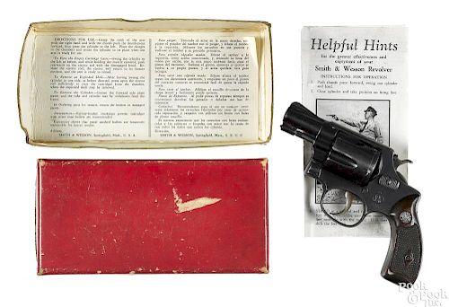 Smith & Wesson 38 Chiefs Special revolver