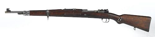 Czechoslovakian model VZ-24 Mauser rifle