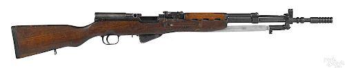 Yugoslavian model 59-66 SKS rifle