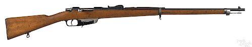 Carcano Fucile Modello 1891 rifle
