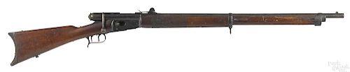 Scarce Swiss Vetterli Stutzer Model 1871 rifle