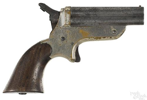 Sharps model 1B pepperbox