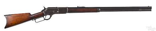 Outstanding Winchester model 1876 rifle
