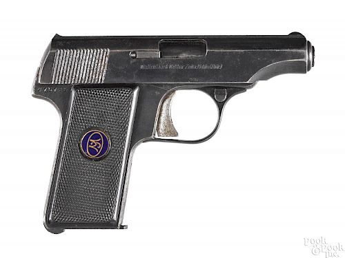 Walther Model 8 Semi-Automatic pistol