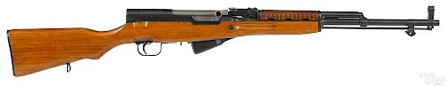 Chinese Norinco SKS semi-automatic rifle