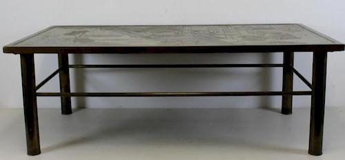 MIDCENTURY. Phillip & Kelvin Laverne Coffee Table
