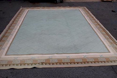 Edward Fields Large and Very Decorative Carpet