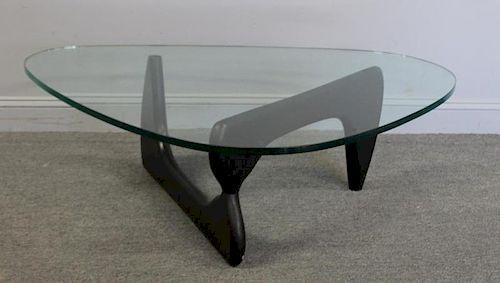 MIDCENTURY. Isamu Noguchi Style Coffee Table .