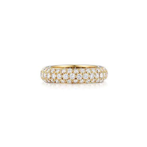 Cartier Etincelle Pave Diamond Band