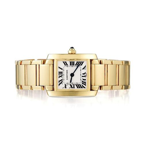 Cartier Tank Francaise Ladies Watch