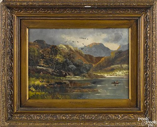Duncan Cameron (British 1837-1916)