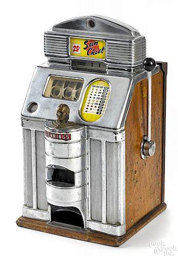 Jennings 25? Sun Chief slot machine