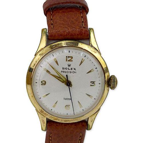 8b1dc5441e9 Man s Vintage Rolex Precision Tudor Watch